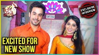 Manish Goplani And Vrushika Mehta EXCITED To Make A COMEBACK | Yeh Teri Galiyan | TellyMasala
