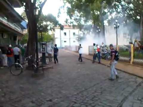 Guanare protestas. pueblo  pide justicia