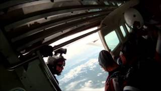 Lyns Skydive for Sp I N I  Spinal Injjuries Northern Ireland with Moonjumper, @ wild geese