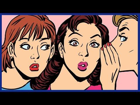 LÄSTERT man über DICH?! DARUM! | Psychologie