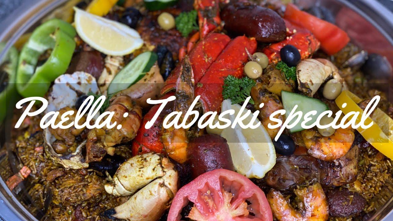 PAELLA FOR TABASKI!! EID IDEAS