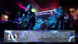 Stormbringer Deep Purple COVER by DIAMANTE hard rock cover band - 9 novembre 2019