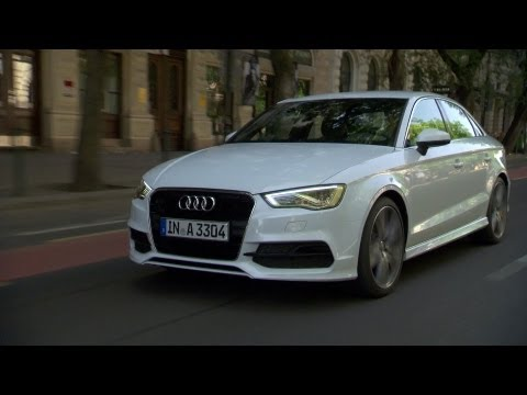 ► 2014 Audi A3 Sedan S line Ambition TDI - Review