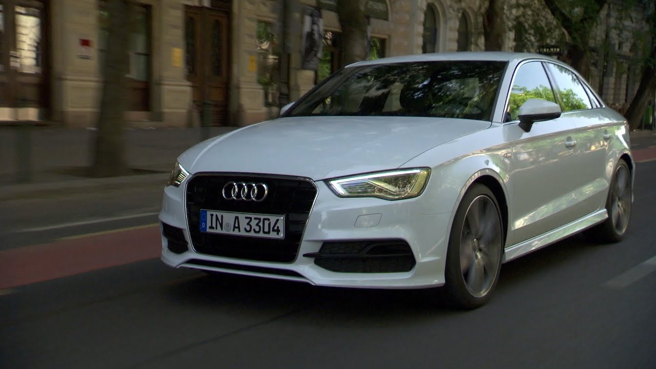 2014 audi a3 sedan s line ambition tdi review youtube. Black Bedroom Furniture Sets. Home Design Ideas