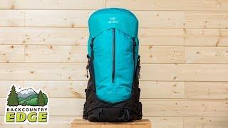 Arc'teryx Women's Bora AR 49 Internal Frame Backpack