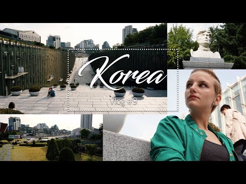 Ewha Woman´s University Campus Tour | Auslandssemster Vlog #9