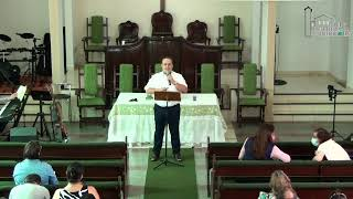 Live IPH 24/01/2021 - Escola Bíblica Dominical