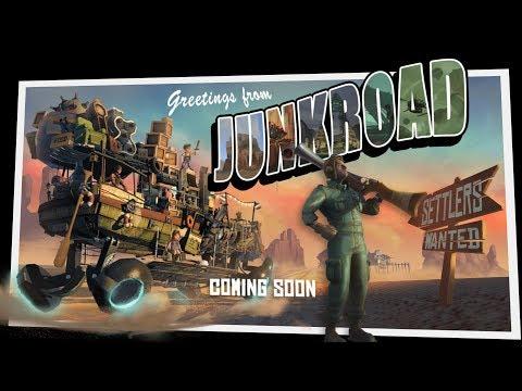 Hover Junkers - Junkroad Singleplayer Gameplay Teaser