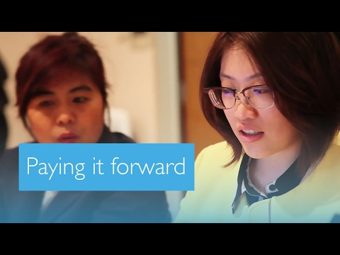 Paying it Forward: Fortune/U.S. State Department Global Women's Mentoring Partnership