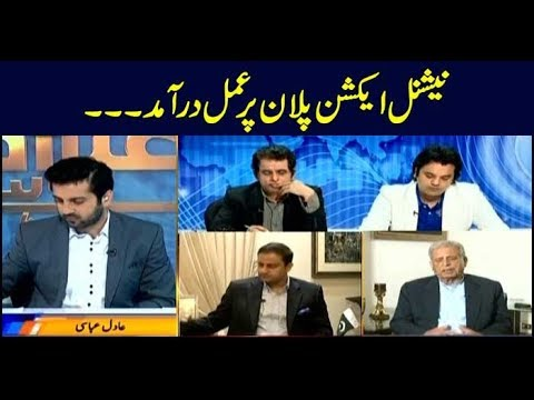 Aiteraz Hai | Adil Abbasi | ARYNews | 16 March 2019