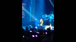 Ariana Grande - What Do You Mean? (Justin Bieber cover) Live | Raleigh, N.C.