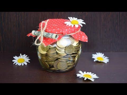 3 СПОСОБА. Как подарить деньги. Дарим деньги оригинально на свадьбу, день рождение. Денежный подарок