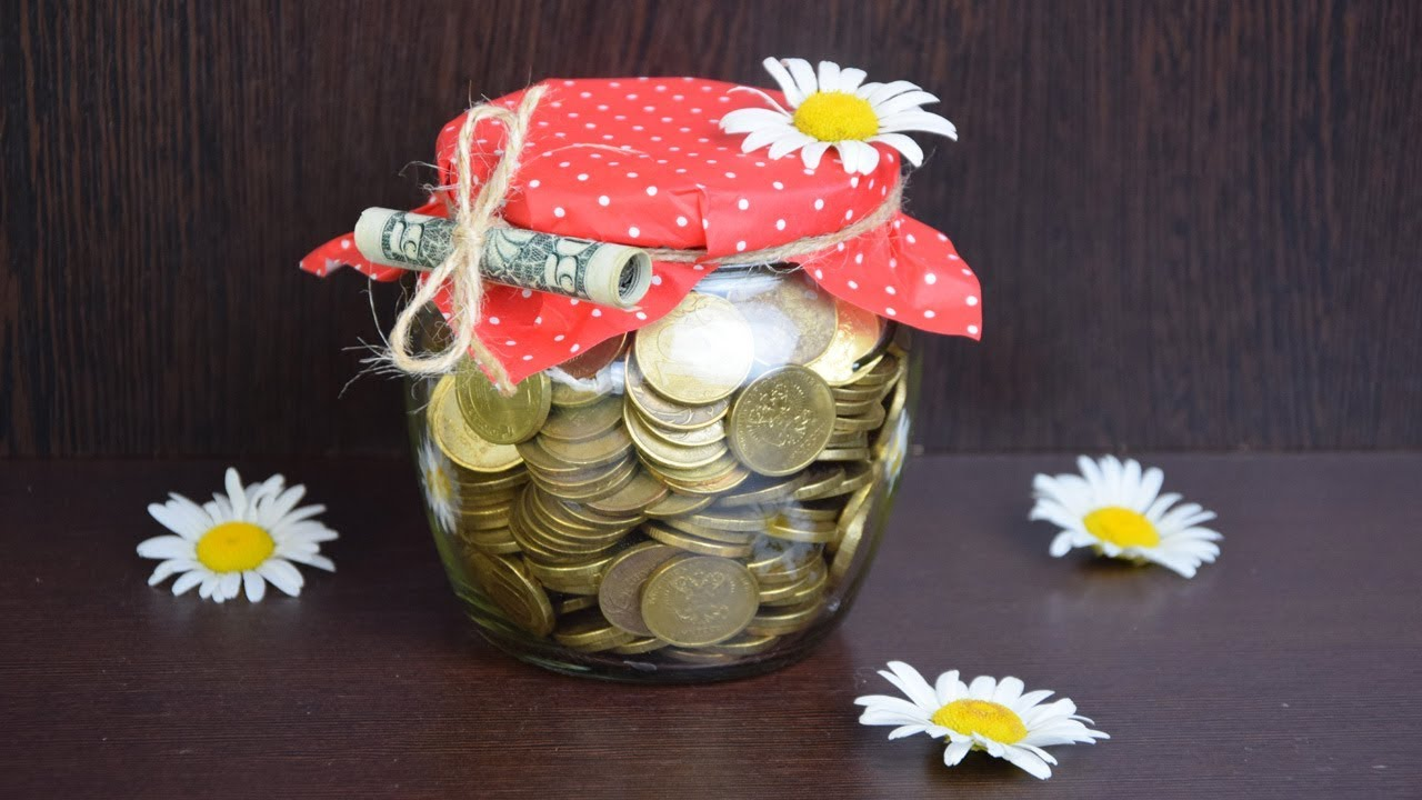 3 СПОСОБА. Как подарить деньги. Дарим деньги оригинально ...