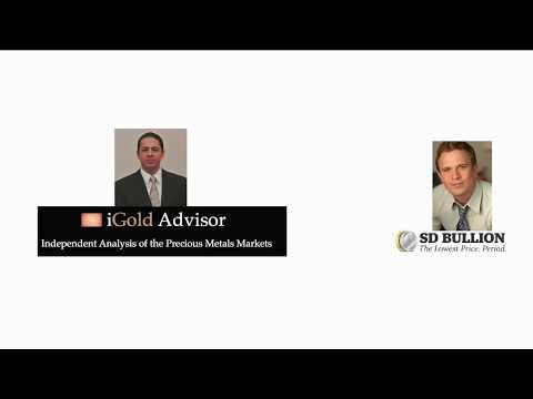 COMEX Record Trading Volumes vs Retail Bullion Buyer Capitulation | iGoldAdvisor's Christopher Aaron