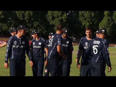 Scotland v United Arab Emirates Highlights | ICC World Cup Qualifier 2018