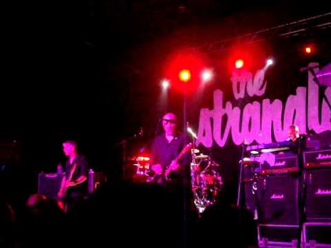 THE STRANGLERS @ LESSINES 21 04 14 NICE 'N SLEAZY