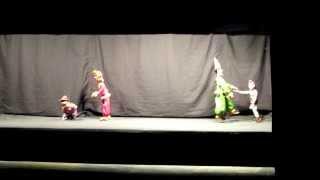 Kath Putli Naach ( Wooden Puppet Dance ) Udaipur.
