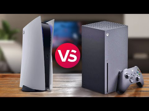 PS5 vs Xbox Series X: full comparison