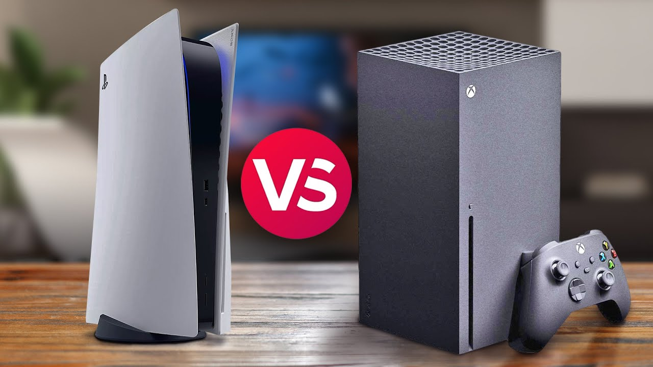 PS5 Vs. Xbox Series X: What's The Difference?
