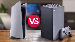 PS5 vs Xbox Series X: full comparison