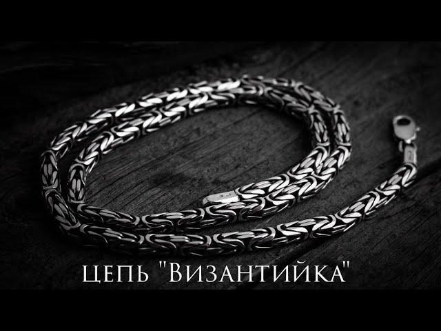 Изготовление цепи