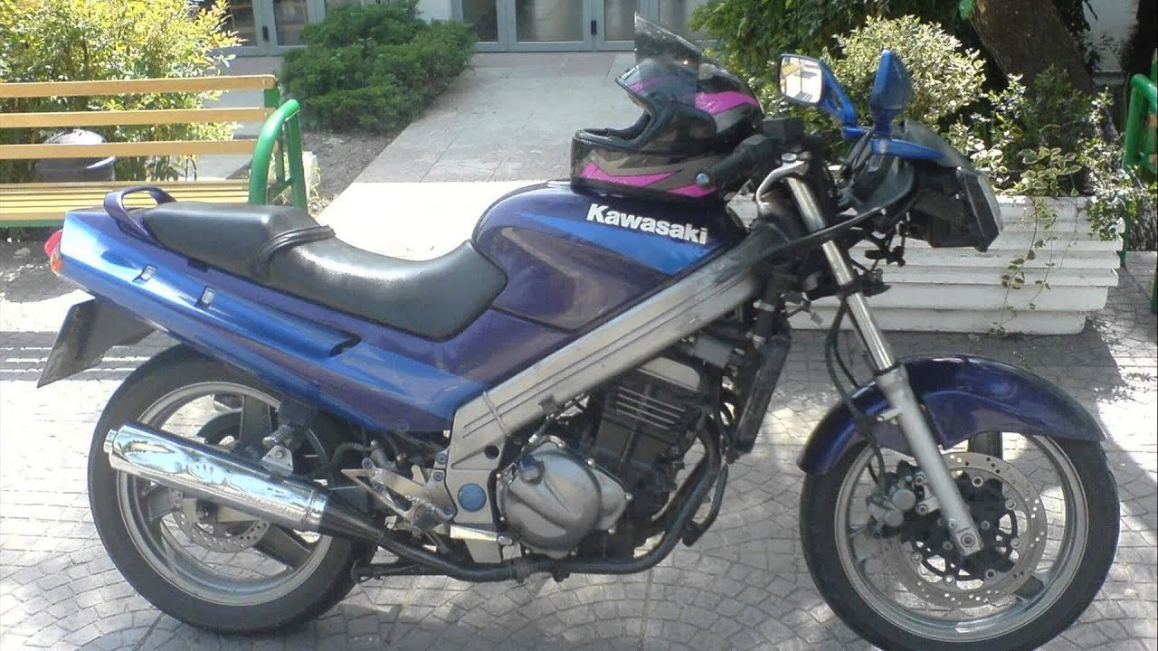 Motorcycle Kawasaki ZZR 250: photos, review, specifications, owner reviews 9