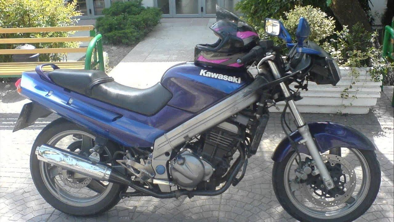 Kawasaki Zzr 250 Youtube