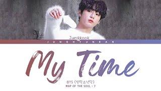 Download lagu BTS JUNGKOOK - MY TIME (시차) 「Han/Rom/Eng Lyrics」