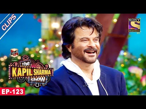 Arjun Kapoor and Anil Kapoor's Jhakaas Entry - The Kapil Sharma Show - 29th July, 2017