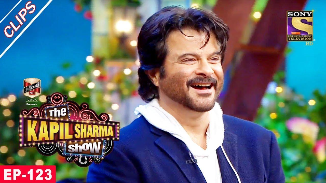 Arjun Kapoor and Anil Kapoor's Jhakaas Entry - The Kapil Sharma Show - 29th  July, 2017