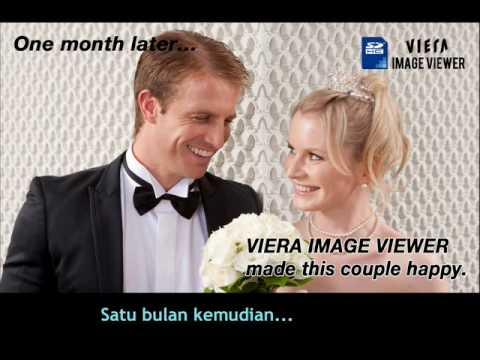 Viera SD Card sample
