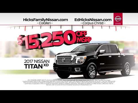 More At Ed Hicks Nissan/Family Nissan
