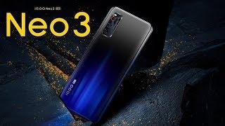 Мощная новинка от компании Vivo - iQOO NEO 3 5G