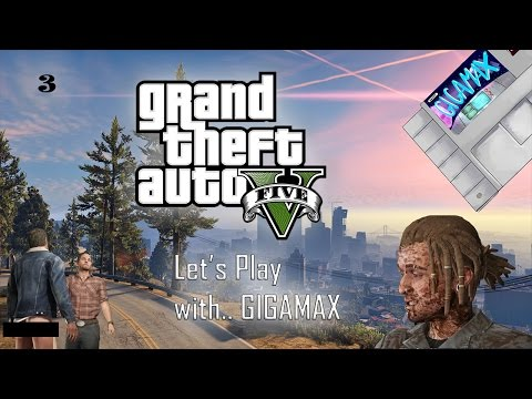 Grand Theft Auto V: Trying Yoga & Questionable Substances! with GIGAMAX  Games