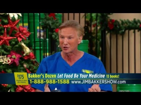 Dr. Don and Mary Colbert Discuss Green and Red Supremefood