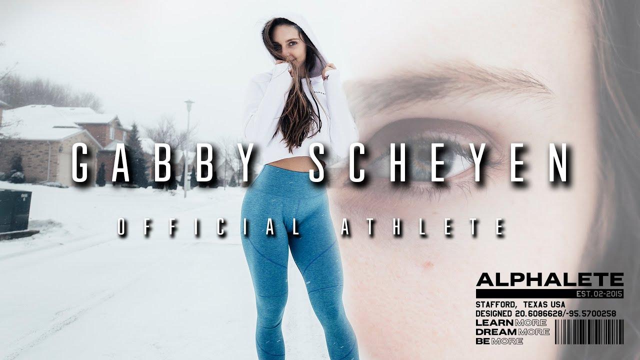 Official Alphalete Athlete: Gabby Scheyen
