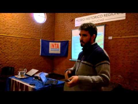 Introducción a la Permacultura - INTA / INTA Prohuerta - Ayacucho 2015 - Martín Santiago Schmull