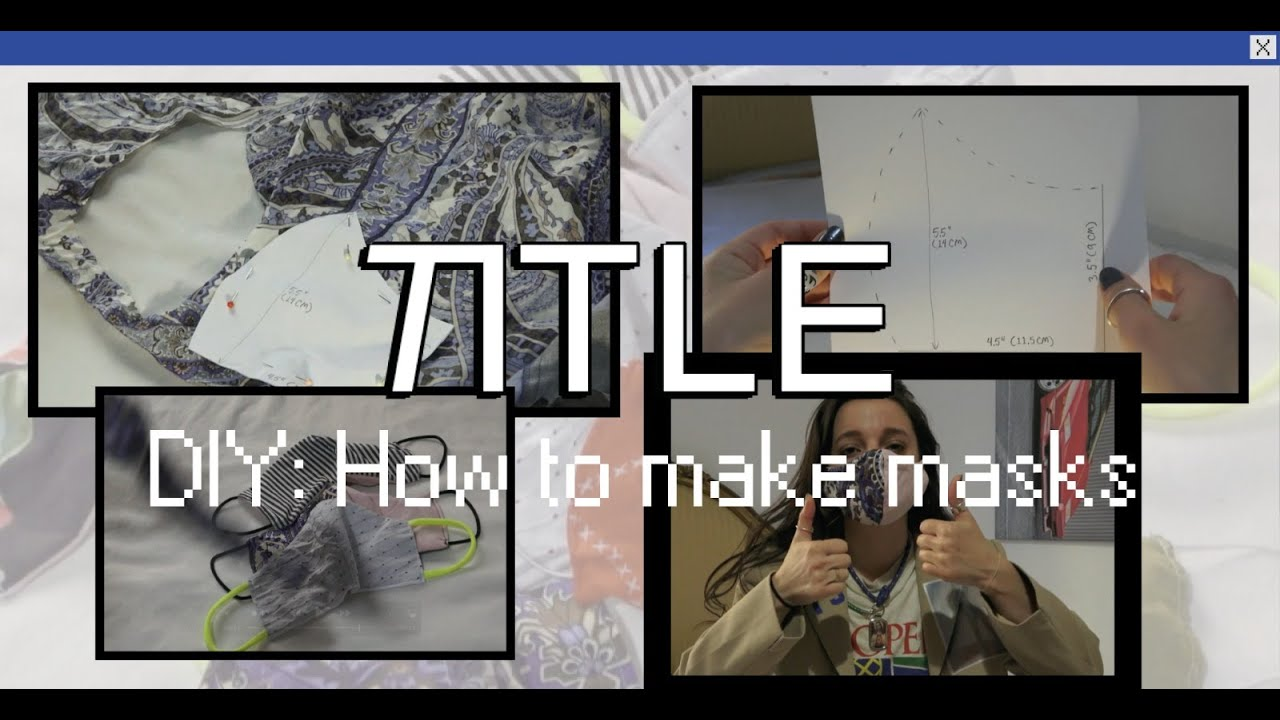 TITLE MAG bellomask tutorial