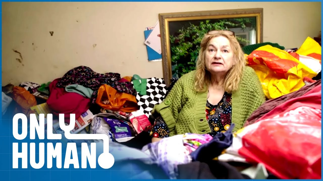 My Home is a Landfill | Hoarders - Buried Alive in My Bedroom S1 Ep2 | Only Human