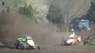 Autocross Overloon 2de Manche Sprinters GroepB (07-04-2019)