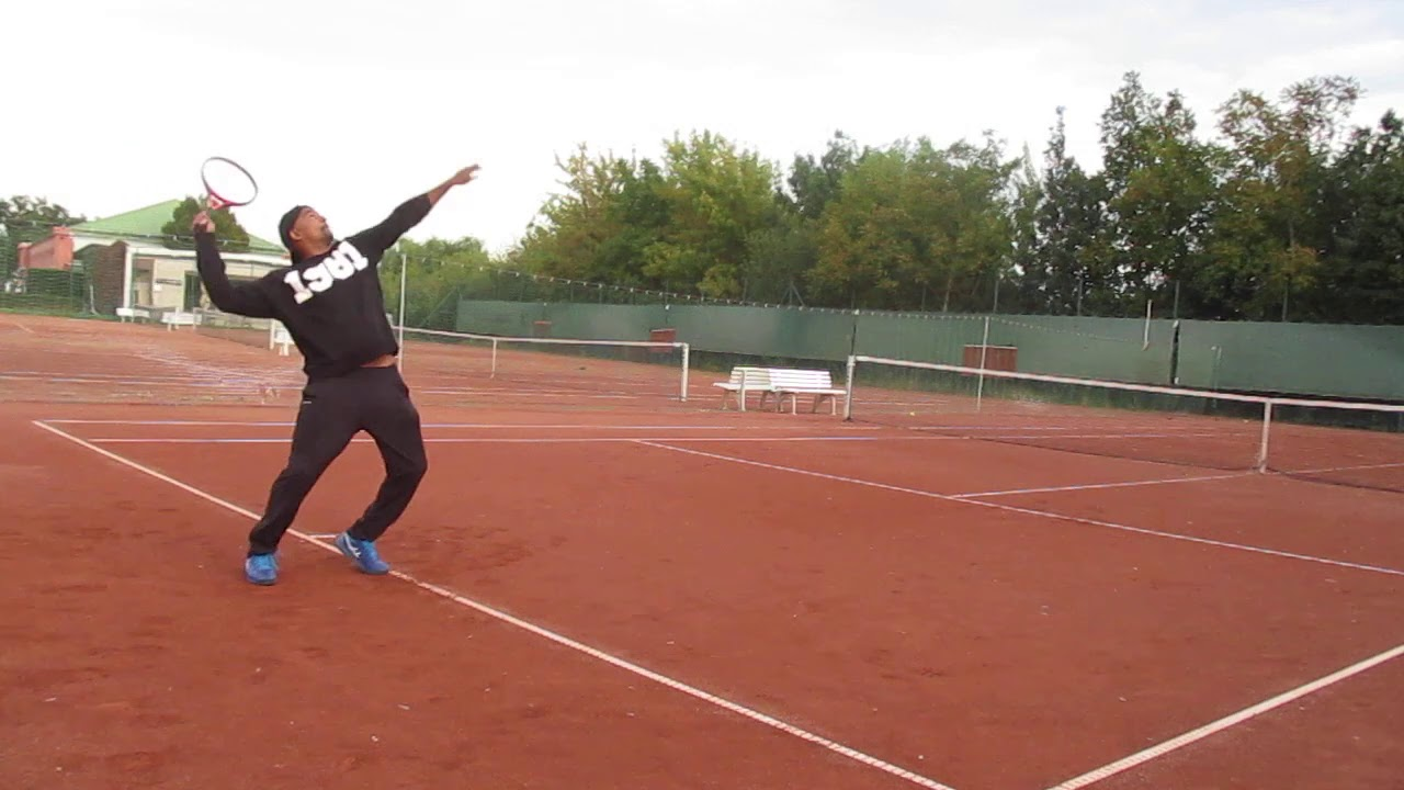 how to do a slice serve in tennis