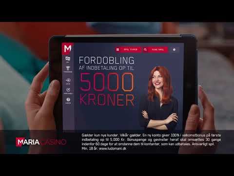 Maria Casino Bonuskode September 2018