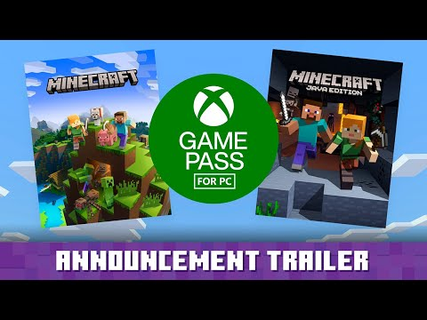 Get Minecraft for PC with Game Pass in November! thumbnail