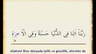 RABBİNA http://www.diyanet.gov.tr/turkish/ihtida/sureler/index.html 2017 Video