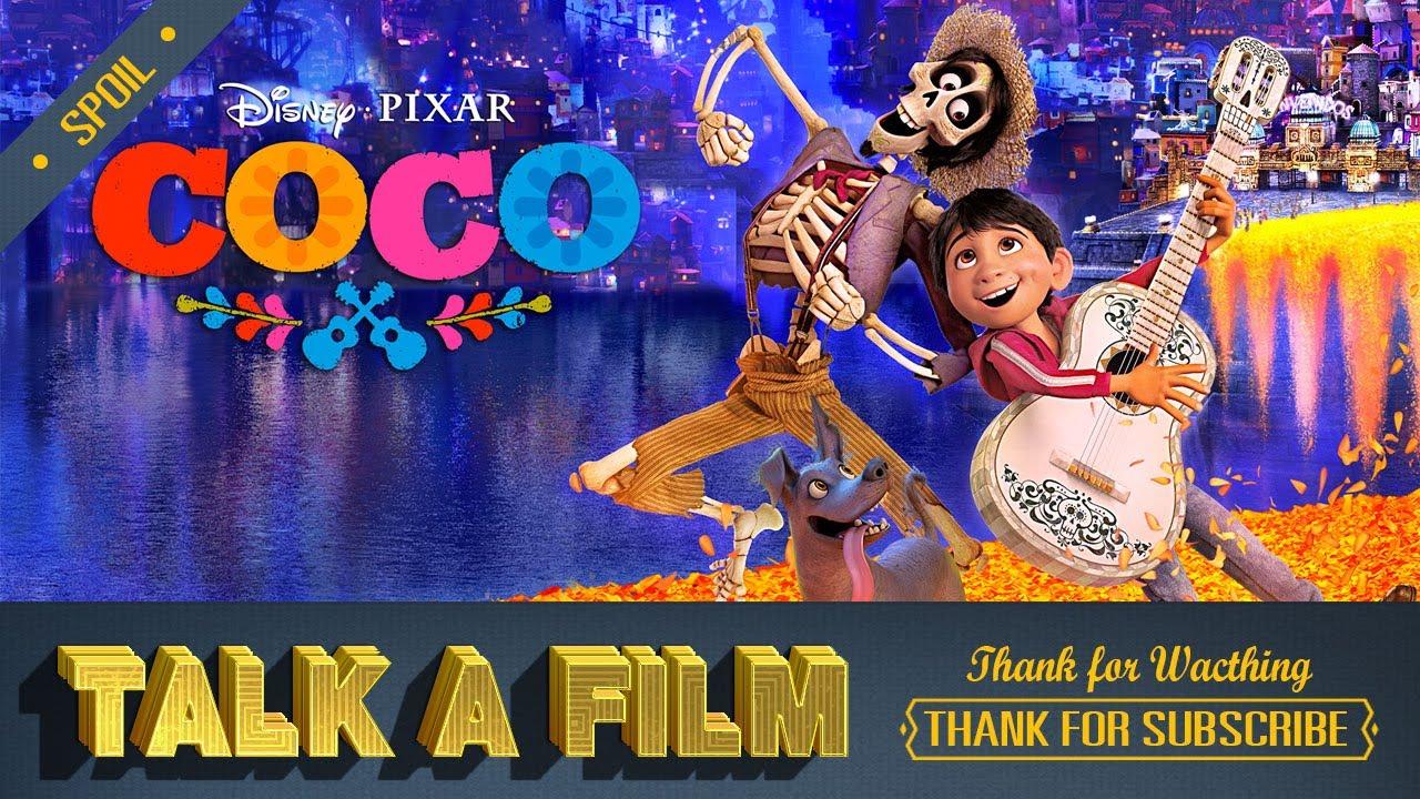 เด็กน้อยผจญภัยในโลกของผี!! Coco วันอลวน วิญญาณอลเวง (2017) สปอยหนัง