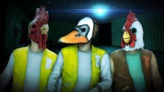 Koszmar Trzech Karłów || Garry's Mod Horror Map