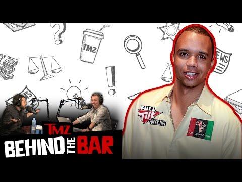 Phil Ivey Casino Cheat or Gambling Genius? | Ep 24 - Behind the Bar | TMZ