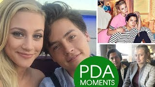 Lili Reinhart and Cole Sprouse Romantic and Hottest PDA Moments 2018