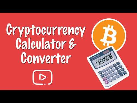 Online CryptoCurrency Calculator With Multi-Cryptocurrencies Simple Bitcoin Converter