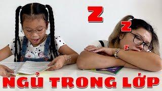 Lớp Học Nhí Nhố - Ngủ Gật Trong Lớp ❤Susi kids TV❤